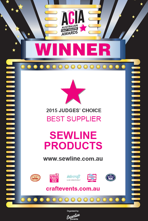 Craft Industry SUPPLIER OF THE YEAR 2015