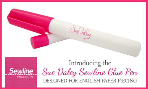 Sue Daley Glue Pen – It's arrived!!!!!